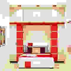 Minimalist bedroom by homify Minimalist Plywood