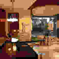 Klassische Wohnzimmer von Arq Renny Molina Klassisch