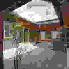 'Hyehwa1938' - korean modern traditional house 아시아스타일 정원 by 참우리건축 한옥