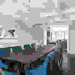 Lakeshore living Modern dining room by Frahm Interiors Modern