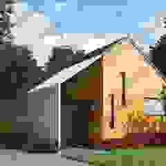 Cedar Longhouse by Abodde by Abodde Housing