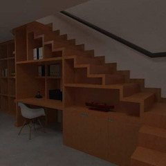 Residência AF por Marcelo Pestana Arquitetura Moderno