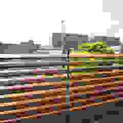 南蒲田の家 の 光風舎1級建築士事務所 北欧 無垢材 多色
