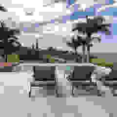 Casa cuatro de Diego Jobell Arquitectos Minimalista Caliza