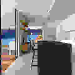 Edifício de luxo 'Douro Crystal Gardens' - 28 Apartamentos, Palácio de Cristal - PORTO por SHI Studio, Sheila Moura Azevedo Interior Design Escandinavo