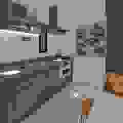 Casa CT Cozinhas ecléticas por TRAD Eclético
