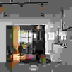 Scandinavian style study/office by 辰林設計 Scandinavian