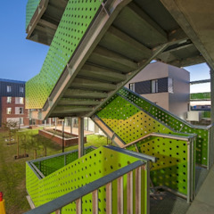 NMMU Student Housing by The Matrix Urban Designers and Architects Modern