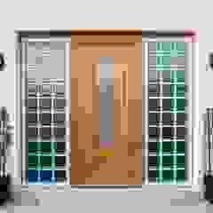 Scarth Craig, Cowie, Stonehaven, Aberdeenshire de Roundhouse Architecture Ltd Ecléctico Madera Acabado en madera