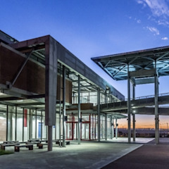 NMMU B Ed Foundation Phase Building by The Matrix Urban Designers and Architects Modern