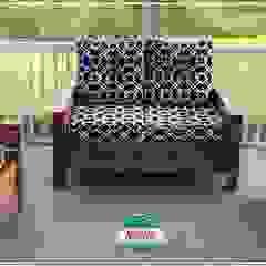 Pequeños Proyectos Garden Furniture Wood Wood effect