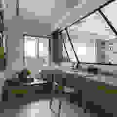 Scandinavian style study/office by 存果空間設計有限公司 Scandinavian