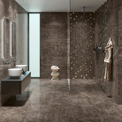 Prestige Industrial style bathroom by Margres Industrial