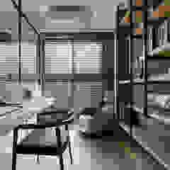 Scandinavian style study/office by 築青室內裝修有限公司 Scandinavian