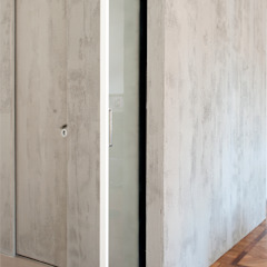 by Gianluca Bugeia ARCHITETTO Modern Concrete