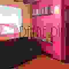 Dafne Diaz Interiorista Klinik Modern Pink