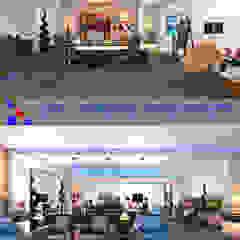 INTERIORS NEIL TABADA ARCHITECTS Living room