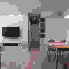 Serenity Minimalist living room by Mister Glory Ltd Minimalist