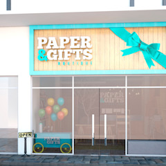 Paper and gifts boutique. Art.chitecture, Taller de Arquitectura e Interiorismo 📍 Cancún, México.
