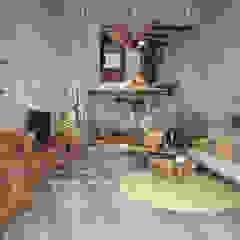 Salas de estilo asiático de LEAF Design Asiático