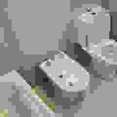 Modern bathroom by Arquitectura Bur Zurita Modern