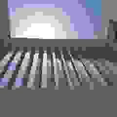 Modern garden by Arquitectura Bur Zurita Modern