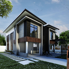 by DJD Visualization and Rendering Services Modern