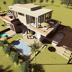 by Arquitectura su c Country Concrete