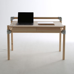 CONSENTABLE Study/officeDesks Wood Wood effect