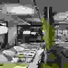 by KOKON zespół architektoniczny Modern Concrete