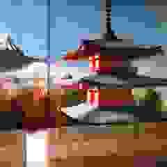 Centros Comerciais asiáticos por Graffiti Künstler Bill Knospi Asiático