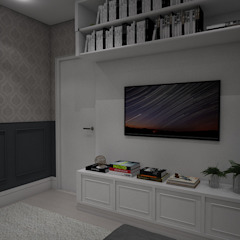 by Laís Galvez Arquitetura e Interiores Classic
