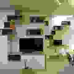 Scandinavische mediakamers van Studio di Progettazione e Design 'ARCHITÈ' Scandinavisch