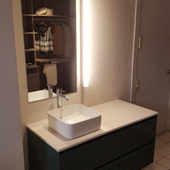 CARE MOBILIARIO MADRID,S.L. BathroomStorage Glass Green