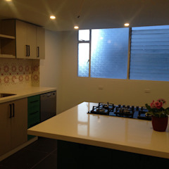 AMR estudio Built-in kitchens