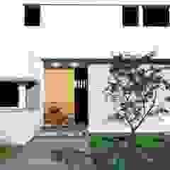 Vivienda V+G 508 de Arquitectura Bur Zurita Moderno