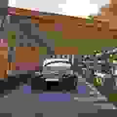 من Архитектурное бюро 'Шумливый и Партнеры' تبسيطي خشب Wood effect