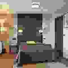 Włochy | Realizacja Egzotyczna sypialnia od DW SIGN Pracownia Architektury Wnętrz Egzotyczny