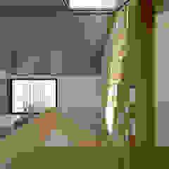 Loft em Marvila, Lisboa, Portugal por brf architecture Industrial Betão
