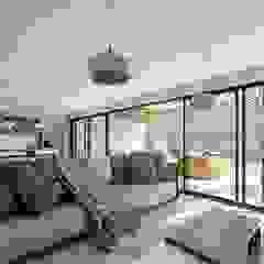 Propuesta diseño de Inreriores Casa de Playa en Zorritos- Tumbes de Kiuva arquitectura y diseño Minimalista Concreto