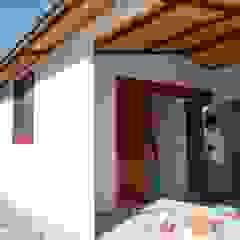 Centros de convenciones de estilo rural de Variable Rural Concreto reforzado