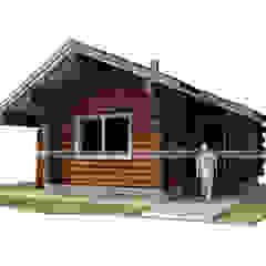 من Projectstroy إسكندينافي خشب Wood effect