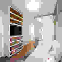 Aline Dinis Arquitetura de Interiores Dormitorios de niñas Tablero DM Rosa