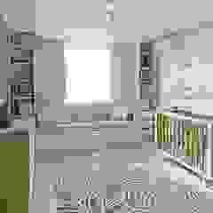 Dormitorios infantiles de V.O.concept studio Ecléctico