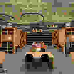 Biblioteca Escolar por LabDesign Eclético