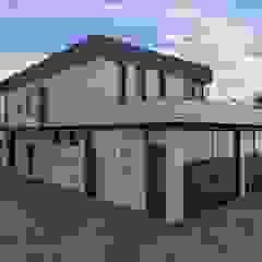 par Murat Aksel Architecture Moderne Bois Effet bois