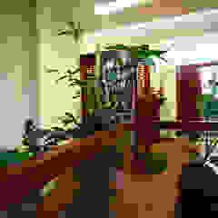Ngạc Nhiên Với Thiết Kế Nhà Phố 26m2 Nhỏ Mà Vẫn Xinh Hiên, sân thượng phong cách hiện đại bởi Công ty TNHH Xây Dựng TM – DV Song Phát Hiện đại