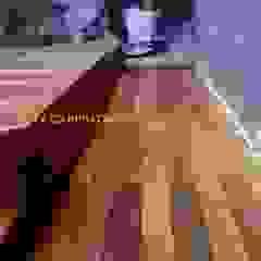 러스틱스타일 온실 by TELHARTE CARPINTARIA E MARCENARIA 러스틱 (Rustic)