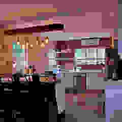 Mik & Steph Szecsei by Capital Kitchens cc Modern MDF
