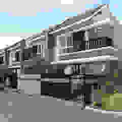 ANJARSITEK Terrace house